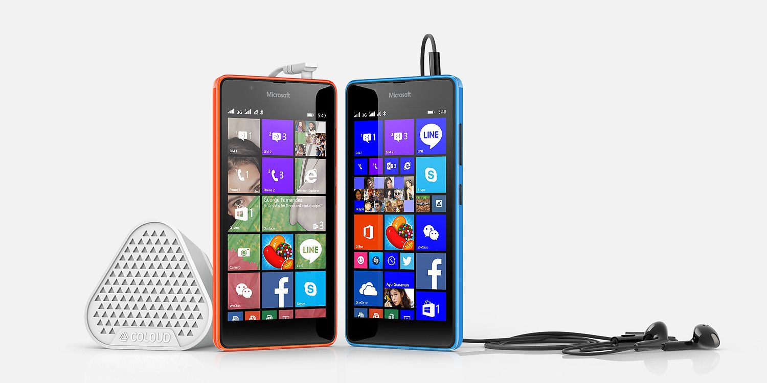 [image] Microsoft Lumia 540 Specifications and Price in Kenya