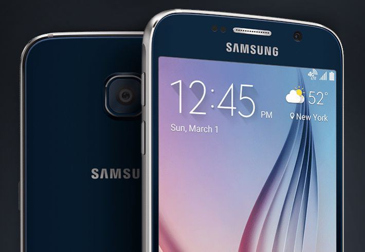 [image] Samsung removes its logo from Galaxy S6 units sold in Japan