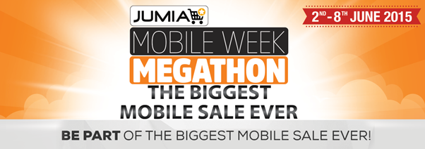 [image] Jumia Kenya Mobile Week Megathon Deals