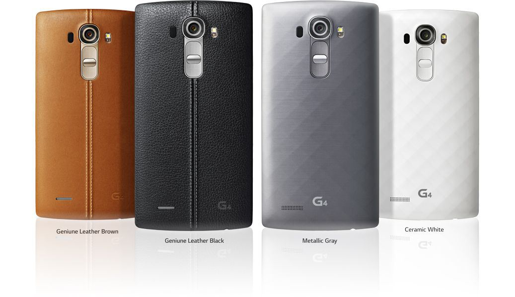 [image] LG has begun the Global rollout of the G4