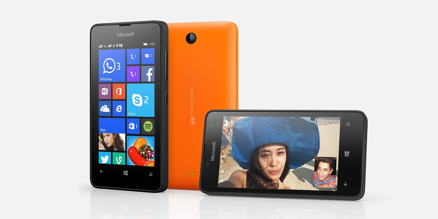 [image] Microsoft Lumia 430 Specifications Price in Kenya