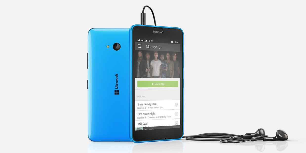 Lumia 640 windows 10 update