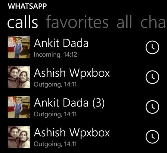 [image] The wait is over; WhatsApp calling En Route to Windows Phone