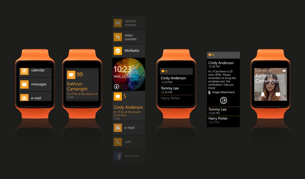 Nokia Smartwatch Moonraker