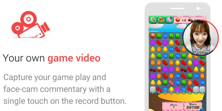 [image] Game Recorder+ Samsung now lets you record and share your gaming experience