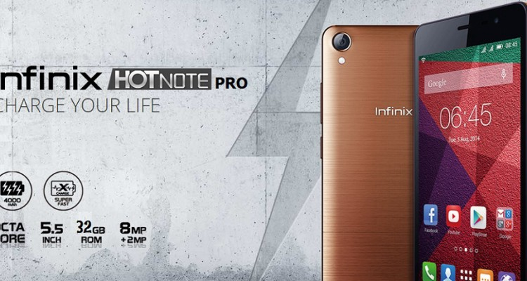 [image] Infinix Hot Note Pro Best Price in Kenya