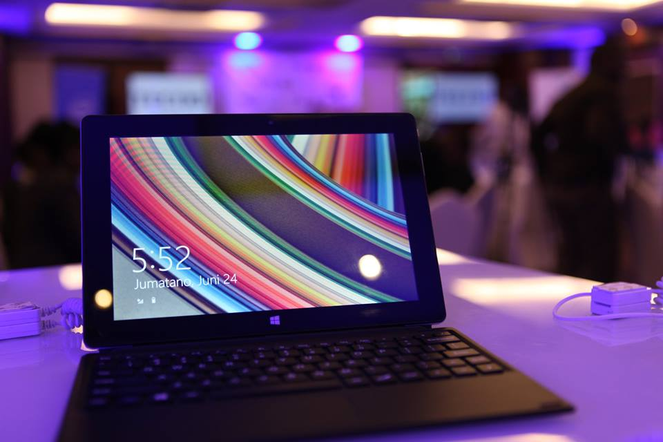 [image] Tecno WinPad 2-in-1 Specifications