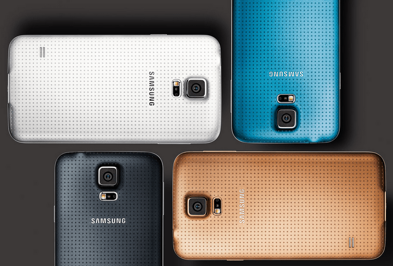 [image] Samsung Galaxy S5 ranked the best Smartphone on the market