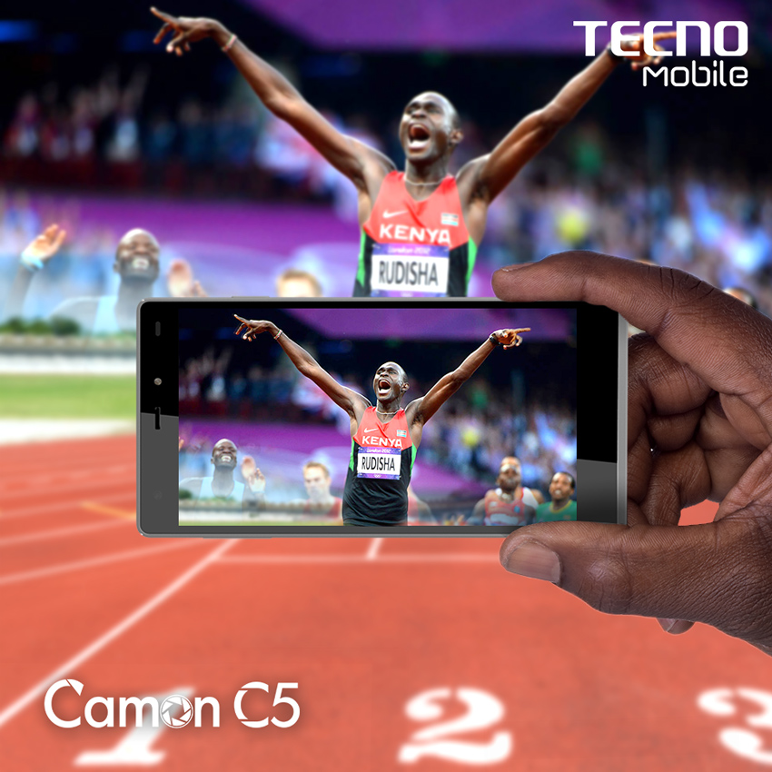 [image] Tecno Camon C5 Specifications Price Kenya