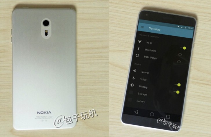 Check out the Nokia C1; an upcoming Android Smartphone