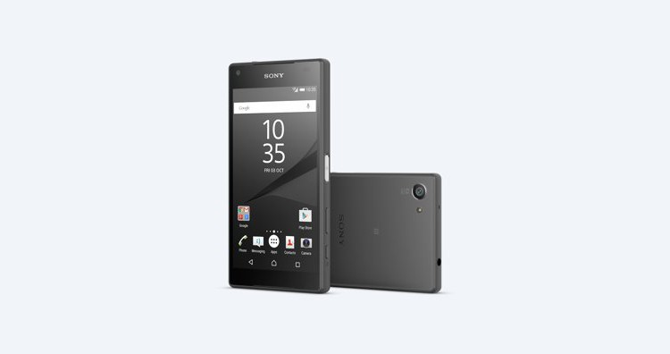 [Image] Sony Xperia Z5 Compact Kenya