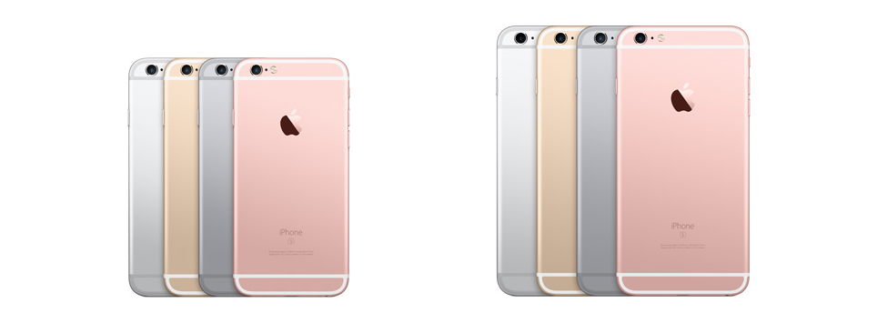 [image] Apple Introduces iPhone 6s & iPhone 6s Plus