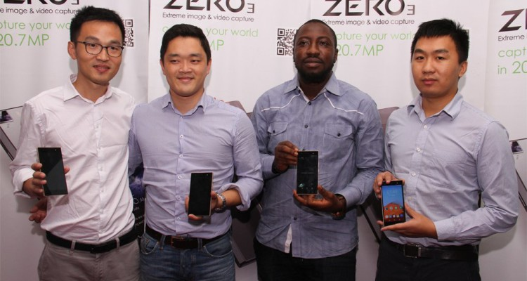 [image] Infinix Mobility Officially unveils the Zero3 4G