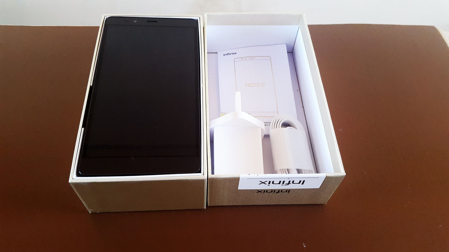 [image] Infinix Note 2-unboxing