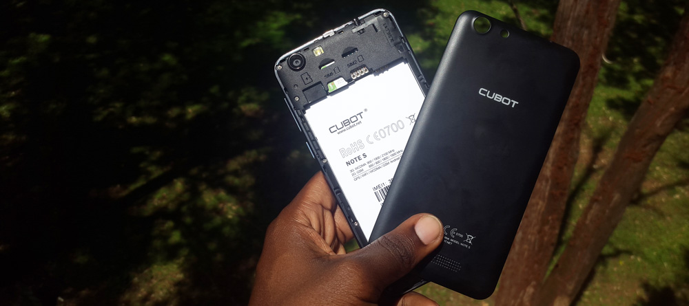 [Image] Cubot Note S Review Kenya