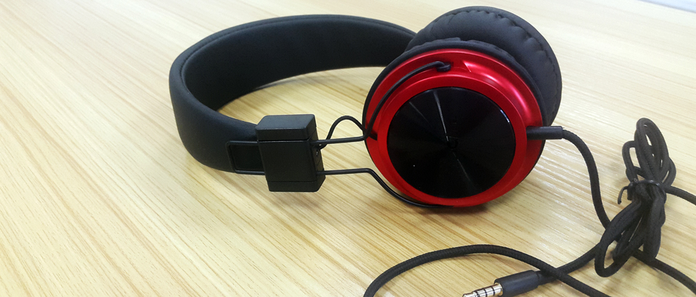 [Image] Tecno Boom J8 Headphone