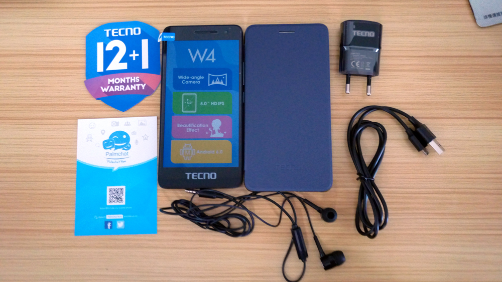Tecno W4 in Kenya