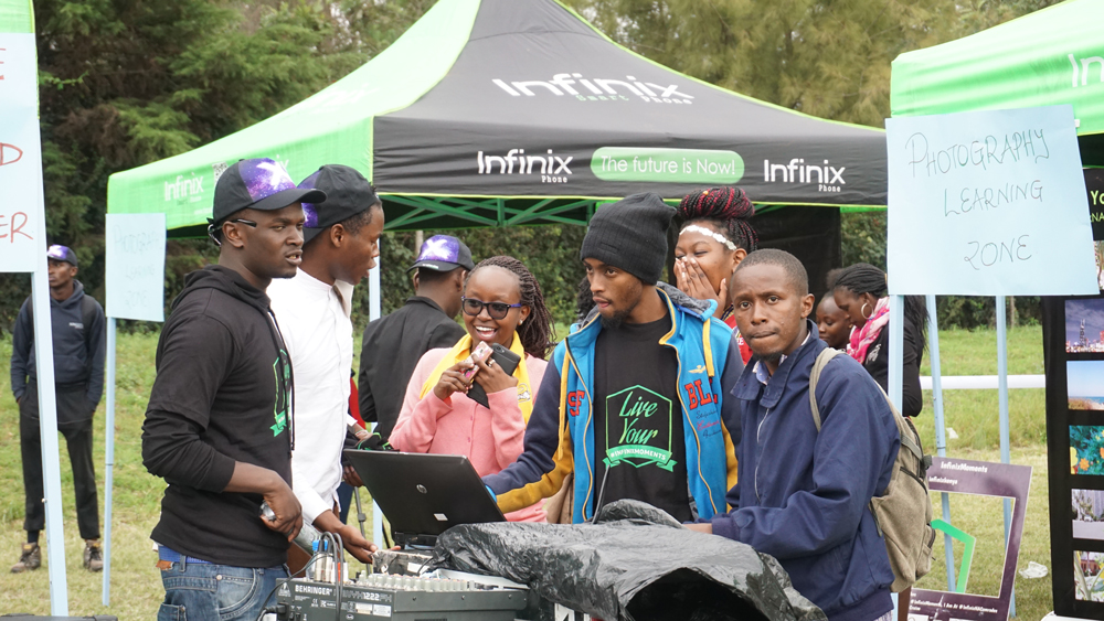 Infinix Moments JKUAT Karen
