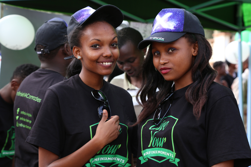 Infinix Moments MultiMedia University