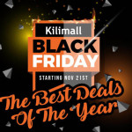Kilimall to offer discounts of up to 70% during its Black Friday 2016 Shopping Festival