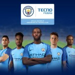 Tecno Mobile announces a multi-year partnership with Manchester City Football Club