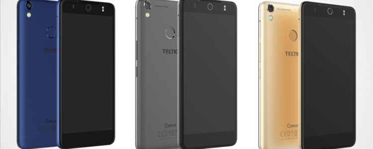 TECNO Camon CX Design