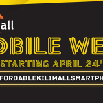 Kilimall Mobile Week Promo Promises Discounts of up to 90% Discount!