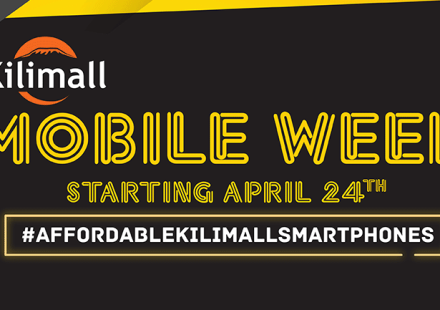 Kilimall Mobile Week