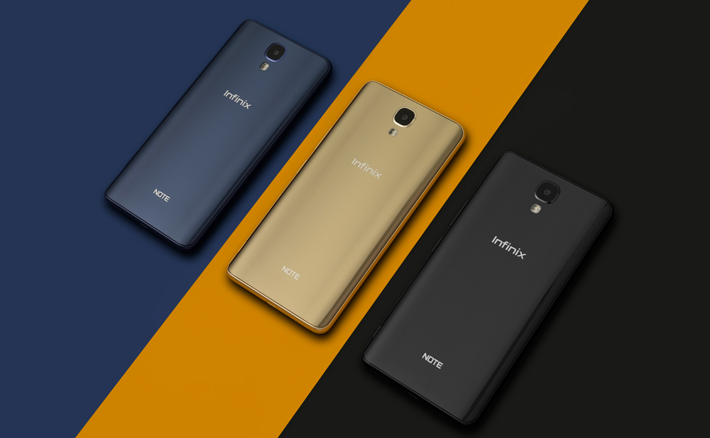 Infinix Note 4 Specifications