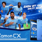 Let's talk about the TECNO Camon CX Manchester City Edition