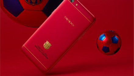 OPPO F3 FCB Price in Kenya