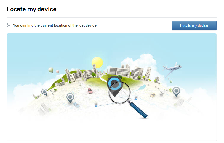 Using samsung dive to track your stolen samsung smartphone - Samsung dive mobile tracker ...