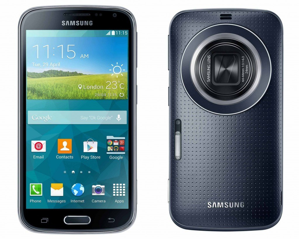 Samsung Galaxy K Zoom Quick Review And Best Price In Kenya
