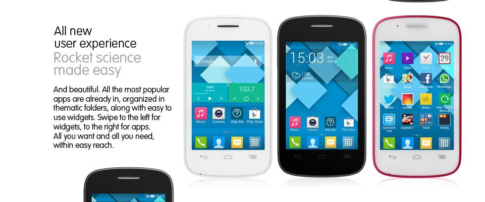 Alcatel POP C1 Specifications Overview and Best Price in