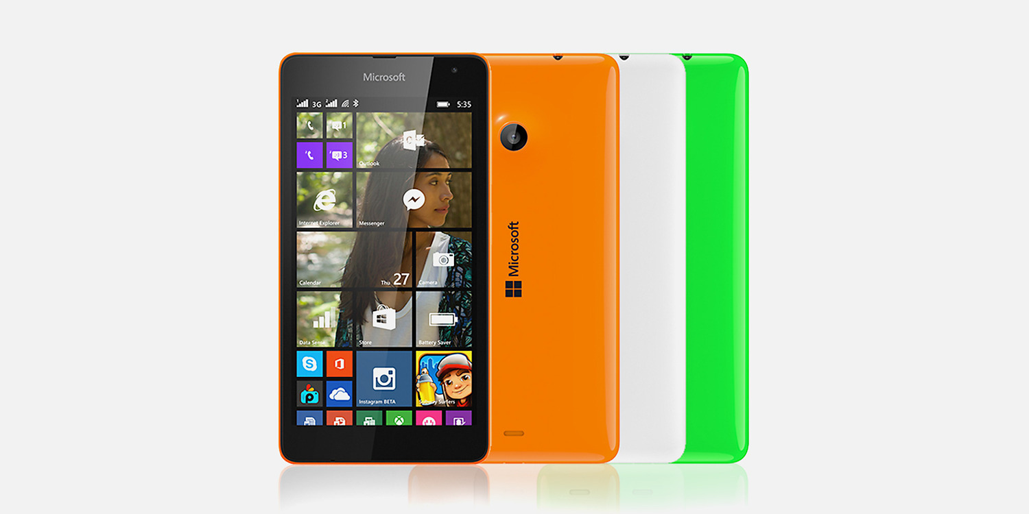 microsoft 535 specifications Gallery