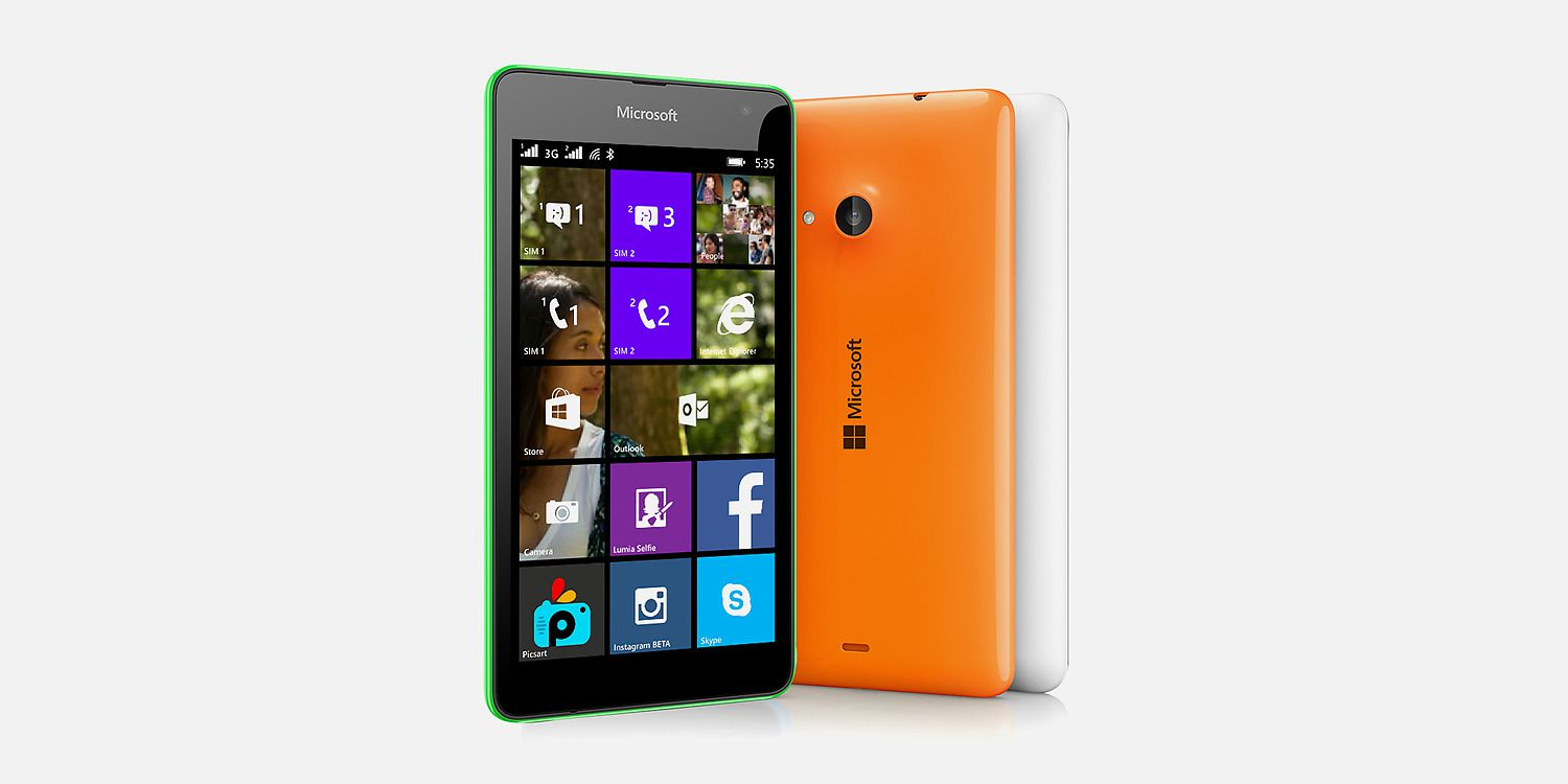 Microsoft Lumia 535 Specifications and Best Price in Kenya