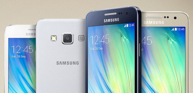 Samsung Galaxy A8 Leak; It's enormous, but ultra-thin
