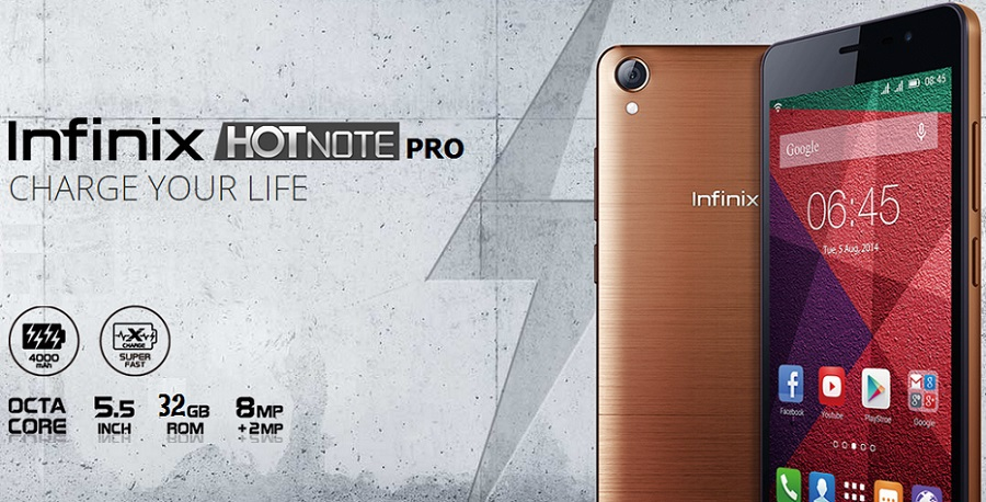 Image result for Infinix Hot Note Pro x551