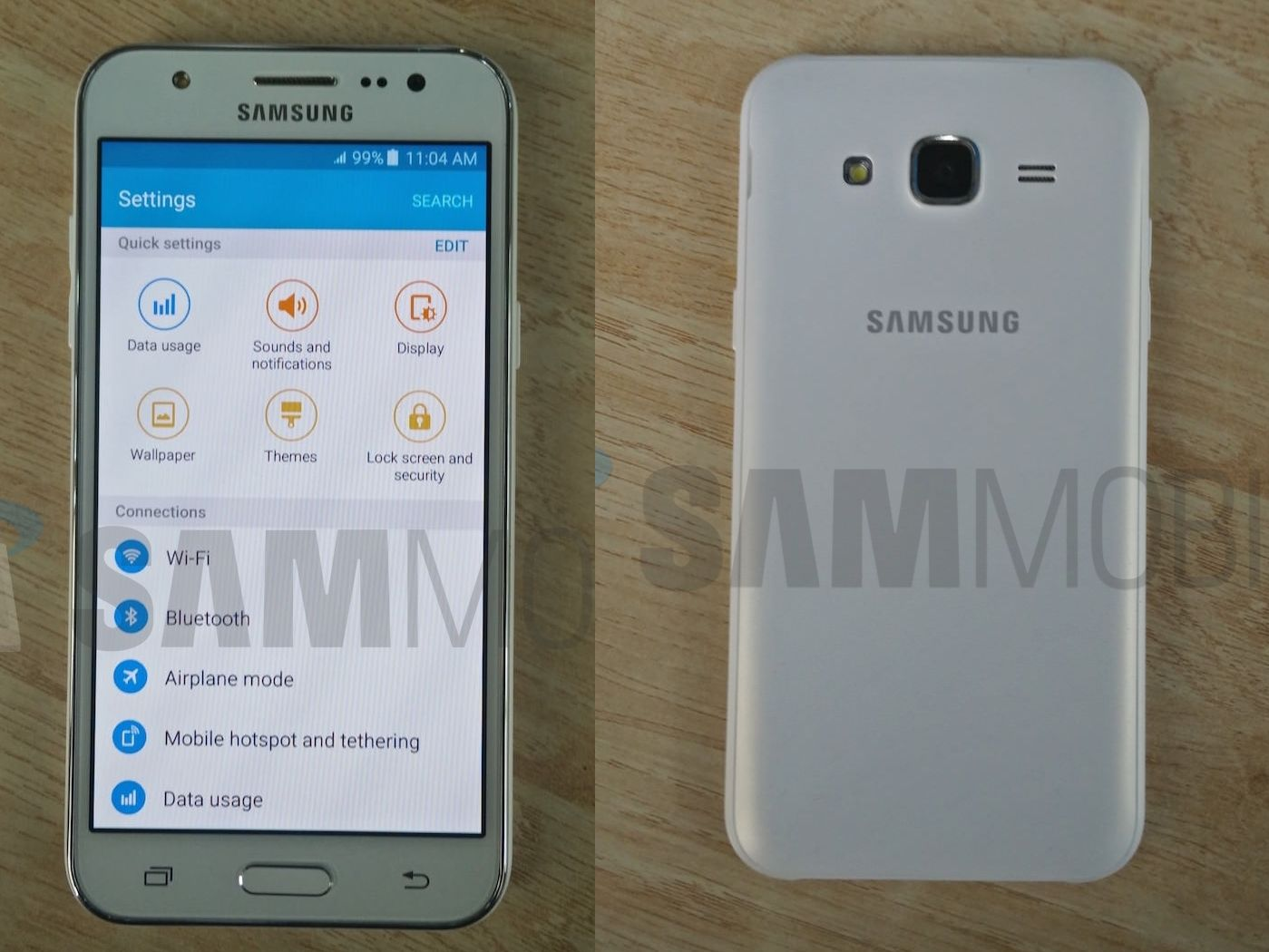 Confirmed Samsung Galaxy J5 Specifications And Live Images Mobitrends Kenya Smartphones Tech News