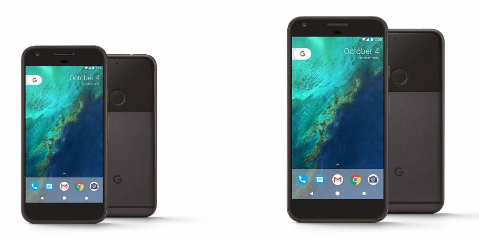 Google unveils the Pixel and Pixel XL, here is everything ...