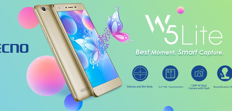 Tecno W5 Lite Specifications Review And Price In Kenya