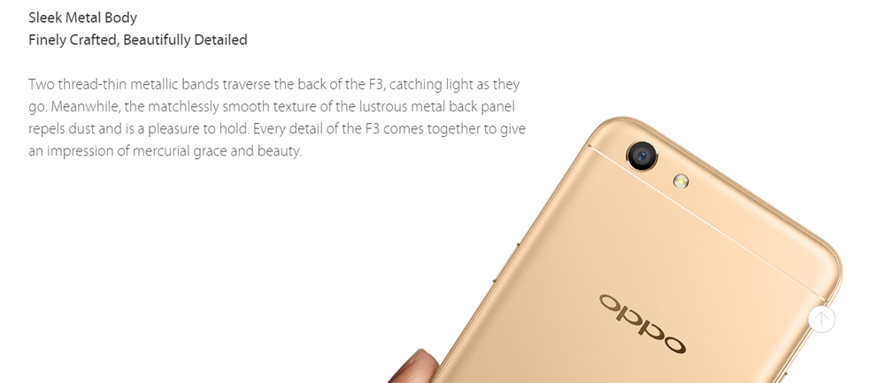 Oppo F3: Specifications Review and Price in Kenya