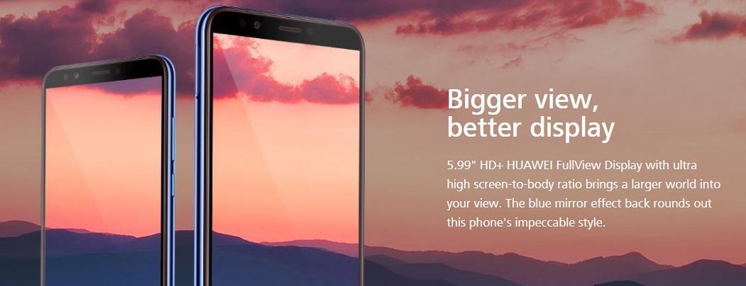 Huawei Y7 Prime Screen Mirroring