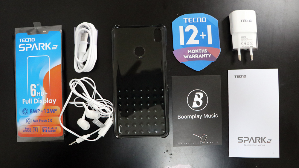 online store 05dae 80763 TECNO SPARK 2: Unboxing and First Impressions