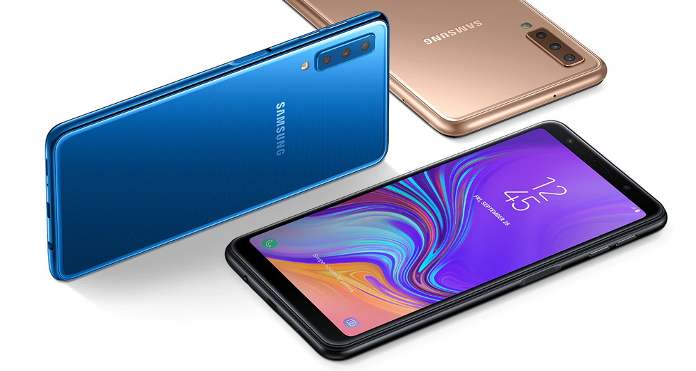 Samsung Galaxy A7 | Features and Price in Kenya