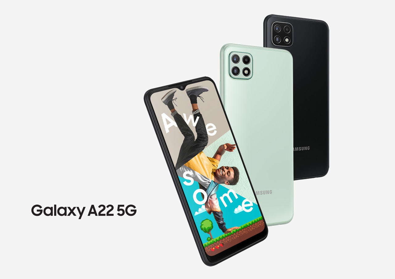 Samsung Galaxy A22 5G Specifications   Online Price in Kenya